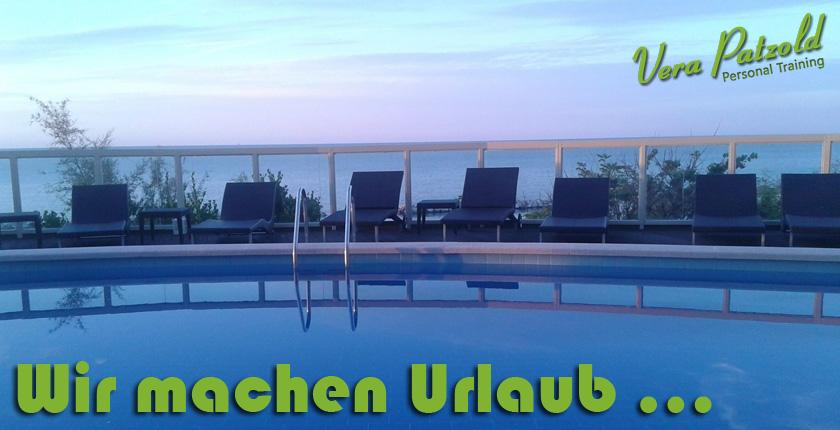 Personaltrainer Dachau | Urlaubszeit